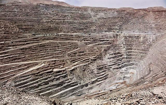 鉱山イメージ写真