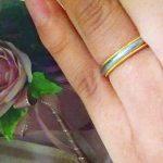 ティファニーの結婚指輪
