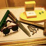 手作りコースの道具